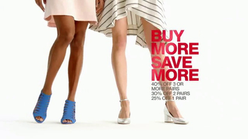 Macy's Semi Annual Diamond Sale TV Spot, 'Diamonds and Shoes' - Thumbnail 6