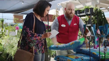 ACE Hardware TV Spot, 'A List of Things'
