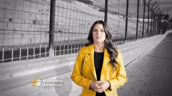 Advance America TV Spot, 'Twists and Turns' Featuring Danica Patrick - Thumbnail 5