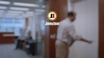 Jimmy Dean Meat Lovers Breakfast Bowl TV Spot, 'Mid-Morning Wall: Elevator' - Thumbnail 1