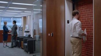 Jimmy Dean Meat Lovers Breakfast Bowl TV Spot, 'Mid-Morning Wall: Elevator' - Thumbnail 5