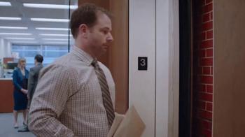 Jimmy Dean Meat Lovers Breakfast Bowl TV Spot, 'Mid-Morning Wall: Elevator' - Thumbnail 6