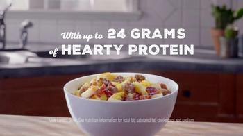 Jimmy Dean Meat Lovers Breakfast Bowl TV Spot, 'Mid-Morning Wall: Elevator' - Thumbnail 7
