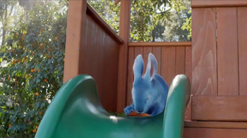 Blue Bunny Ice Cream PB 'N Cones TV Spot, 'By a Hare' Song by Kenny Loggins - Thumbnail 2