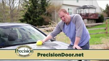Precision Door Service TV Spot, 'That Sound' - Thumbnail 4