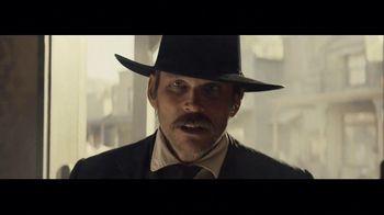 GEICO TV Spot, 'Cowboy Showdown: Sheriff vs. Outlaws' Feat. Chris Browning