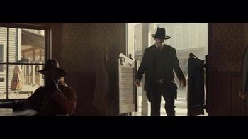 GEICO TV Spot, 'Cowboy Showdown: Sheriff vs. Outlaws' Feat. Chris Browning - Thumbnail 1