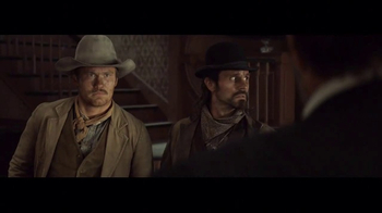 GEICO TV Spot, 'Cowboy Showdown: Sheriff vs. Outlaws' Feat. Chris Browning - Thumbnail 6