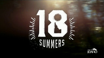 Visit Idaho TV Spot, '18 Summers: Close Together' - Thumbnail 1
