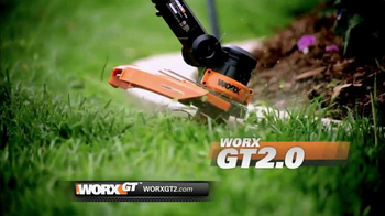 Worx GT 2.0 TV Spot, 'Power & Precision'