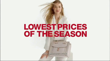 Macy's TV Spot, 'Shirts, Bras and Clearance' - Thumbnail 2