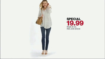 Macy's TV Spot, 'Shirts, Bras and Clearance' - Thumbnail 4