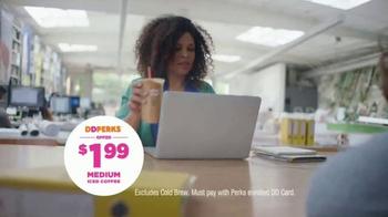 Dunkin' Donuts Iced Coffee TV Spot, 'Make It Happen' - Thumbnail 7