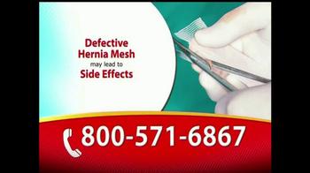 Gold Shield Group TV Spot, 'Defective Hernia Mesh' - Thumbnail 4