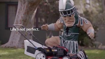 LG SideKick TV Spot, 'Messy Mascots'