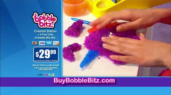 Bobble Bitz Creation Station TV Spot, 'Crunch and Slime' - Thumbnail 10