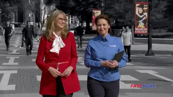 Fast Signs TV Spot, 'Get Back on Track' - Thumbnail 9