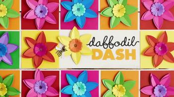 Jo-Ann Daffodil Dash Sale TV Spot, 'Fresh-Picked Choices' - Thumbnail 2