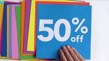 Jo-Ann Daffodil Dash Sale TV Spot, 'Fresh-Picked Choices' - Thumbnail 8