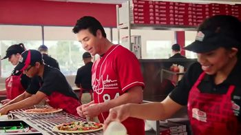 Papa John's TV Spot, 'Watching the Game' - 1551 commercial airings