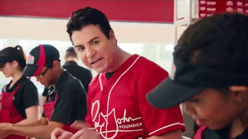 Papa John's TV Spot, 'Watching the Game' - Thumbnail 2