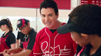 Papa John's TV Spot, 'Watching the Game' - Thumbnail 3