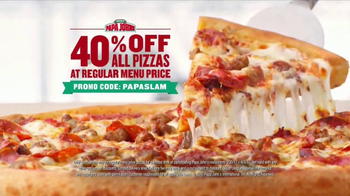 Papa John's TV Spot, 'Watching the Game' - Thumbnail 5
