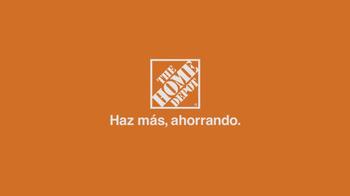 The Home Depot Spring Black Friday TV Spot, 'Al aire libre' [Spanish] - Thumbnail 9