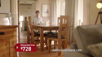 Oak Furniture Land The Big Sale TV Spot, 'Ready to Go'