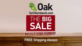Oak Furniture Land The Big Sale TV Spot, 'Ready to Go' - Thumbnail 9