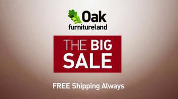Oak Furniture Land The Big Sale TV Spot, 'Ready to Go' - Thumbnail 1