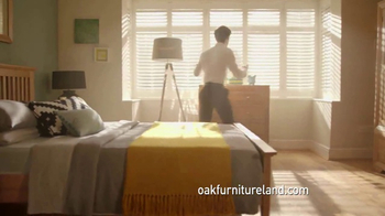 Oak Furniture Land The Big Sale TV Spot, 'Ready to Go' - Thumbnail 5
