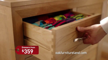 Oak Furniture Land The Big Sale TV Spot, 'Ready to Go' - Thumbnail 7