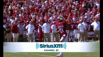 SiriusXM Satellite Radio TV Spot, 'FS1 Shows' - Thumbnail 6