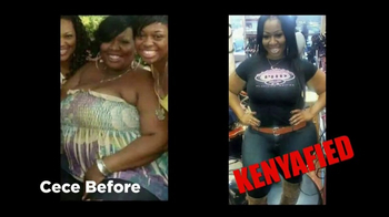 Kenya Crooks and The Real Results Experience TV Spot, 'Facebook Page'