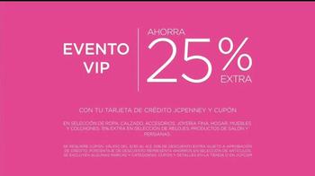 JCPenney Evento VIP TV Spot, 'Garantizar un día perfecto' [Spanish] - Thumbnail 6