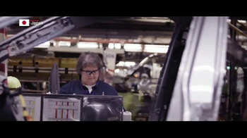 The Government of Japan TV Spot, 'Toyota Manufacturing' - Thumbnail 2