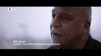 The Government of Japan TV Spot, 'Toyota Manufacturing' - Thumbnail 4