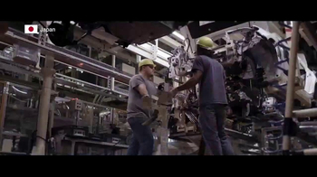 The Government of Japan TV Spot, 'Toyota Manufacturing' - Thumbnail 5
