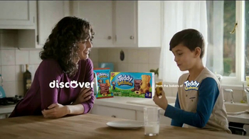 Nabisco Teddy SoftBakes TV Spot, 'Bear Hug' - Thumbnail 8