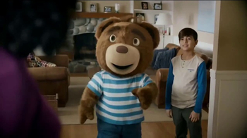 Nabisco Teddy SoftBakes TV Spot, 'Bear Hug' - 2012 commercial airings