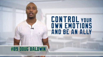 Committee for Children TV Spot, 'Cyber Bullying' Featuring Doug Baldwin - Thumbnail 6