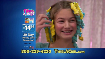 Twirl a Curl TV Spot, 'Girls Just Wanna Have Curls' - Thumbnail 8