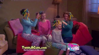 Twirl a Curl TV Spot, 'Girls Just Wanna Have Curls' - Thumbnail 4