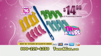 Twirl a Curl TV Spot, 'Girls Just Wanna Have Curls' - Thumbnail 5