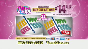Twirl a Curl TV Spot, 'Girls Just Wanna Have Curls' - Thumbnail 6