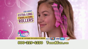 Twirl a Curl TV Spot, 'Girls Just Wanna Have Curls' - Thumbnail 7