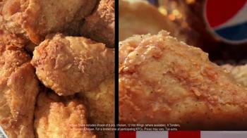 KFC $10 Chicken Share & $5 Fill Ups TV Spot, 'Sports-Watching Time' - Thumbnail 6