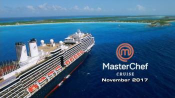2017 MasterChef Cruise TV Spot, 'Book Now' - Thumbnail 1