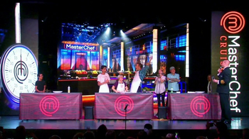 2017 MasterChef Cruise TV Spot, 'Book Now' - Thumbnail 4